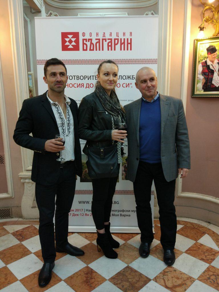 """Представяне на изложбата """"НосиЯ до сърцето"""" в Национален етнографски музей"""