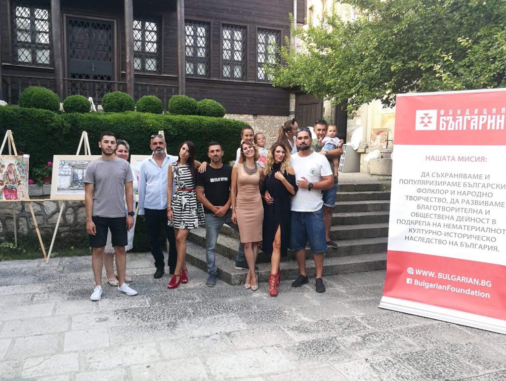 """Началото на второто издание на """"НосиЯ до сърцето в Етнографски музей Варна"""""""