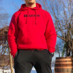 Червен анорак