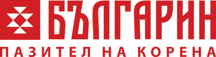 Лого БЪЛГАРИН - Пазител на корена